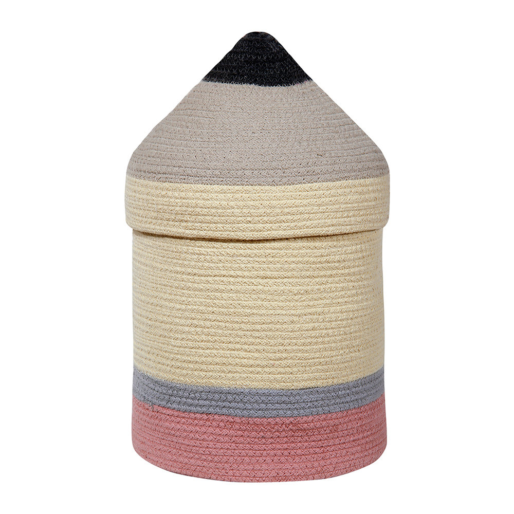 Lorena Canals - Cotton Pencil Basket - Large