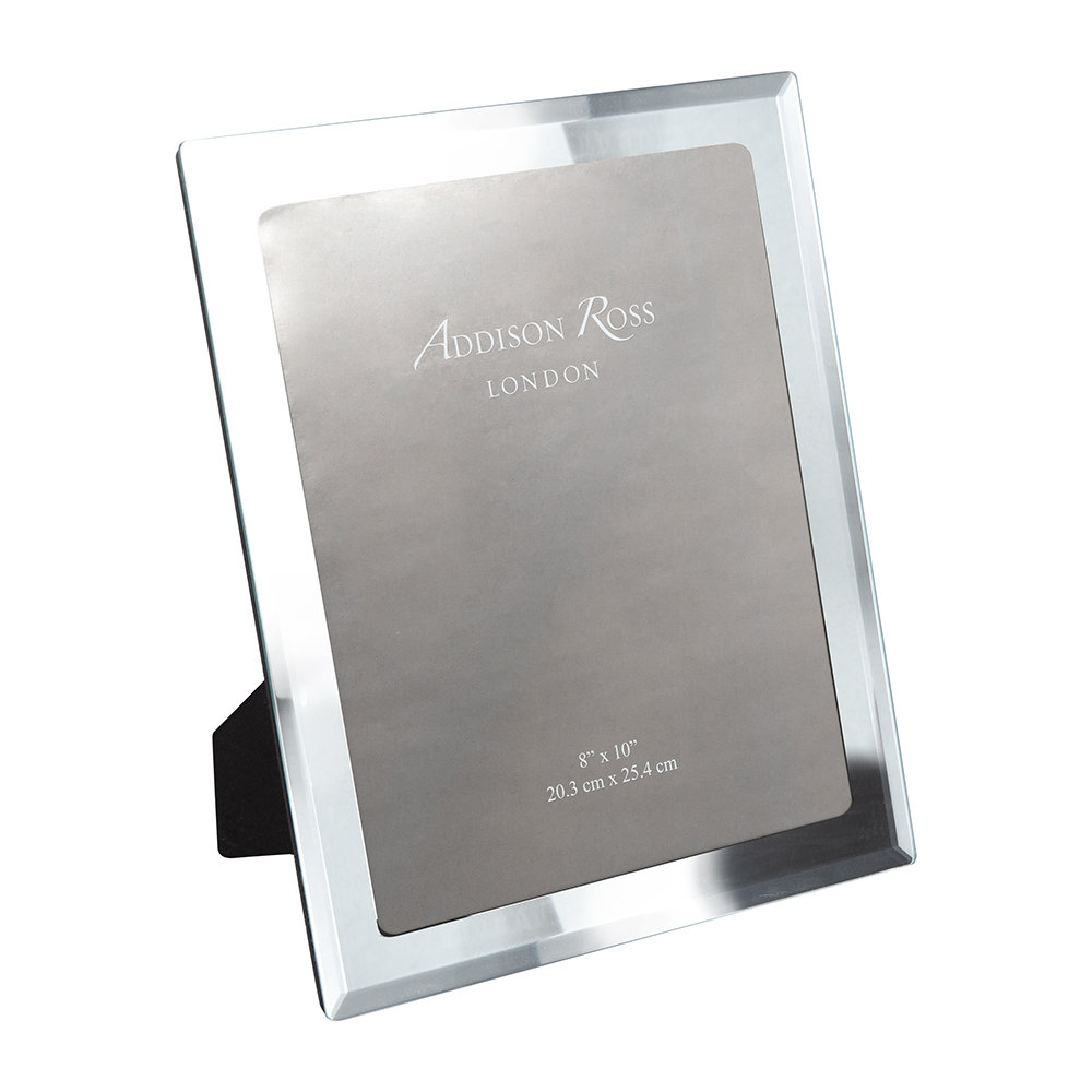 Addison Ross - Bevelled Edge Glass Photo Frame - 8x10""