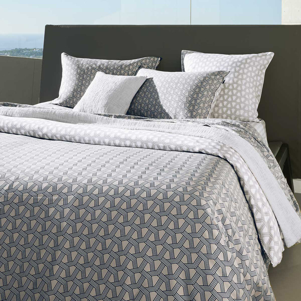 Hugo Boss - Connection Duvet Cover - Super King