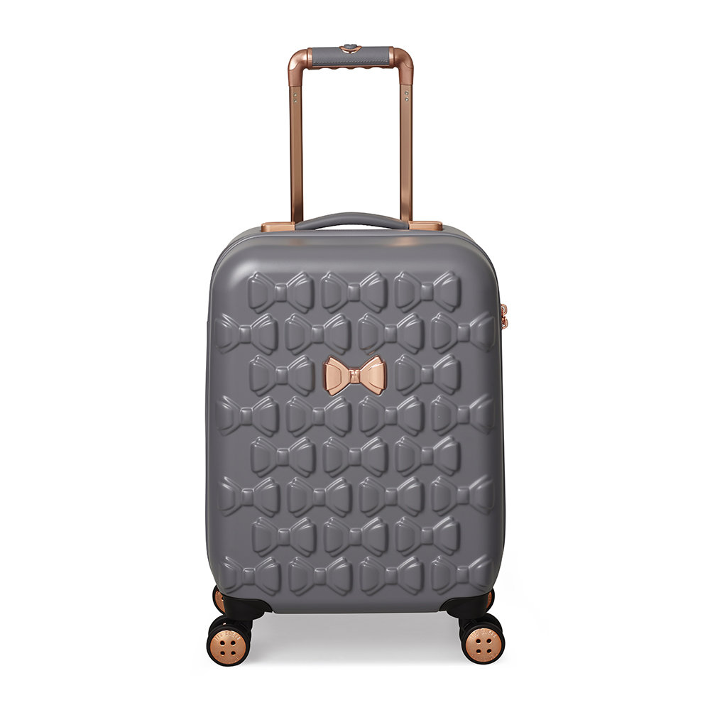 Ted Baker - Beau Suitcase - Grey - Small
