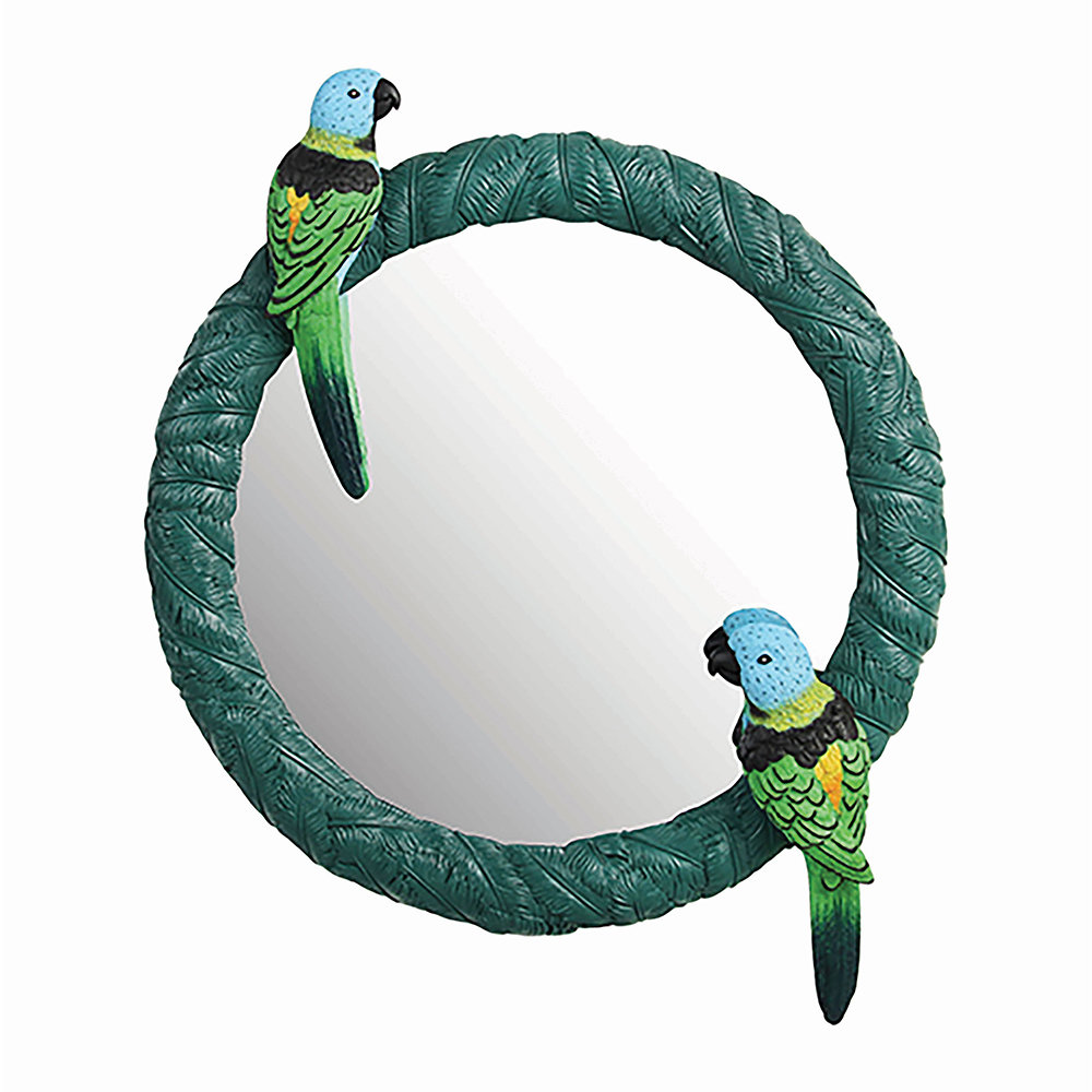 &Klevering - Canaries Mirror - Green