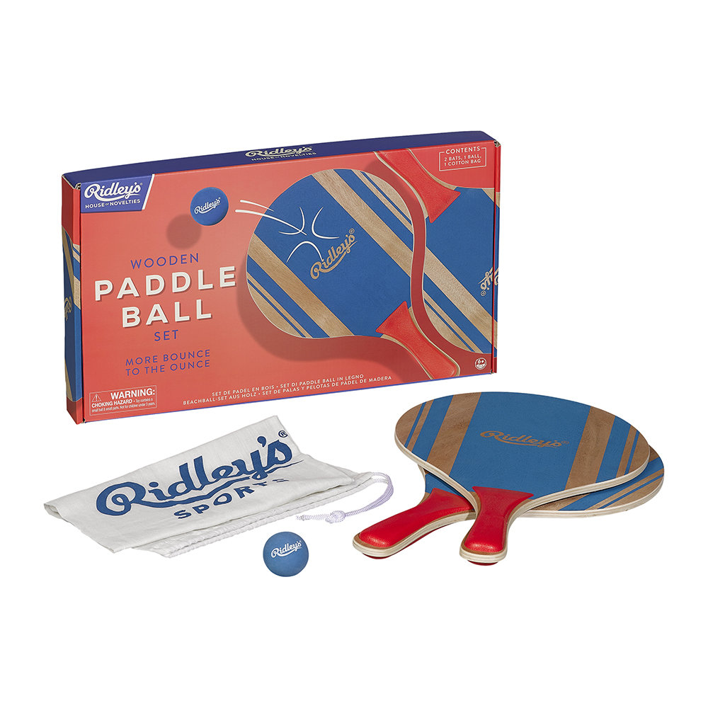 Ridley's Games Room - Paddle Ball Set