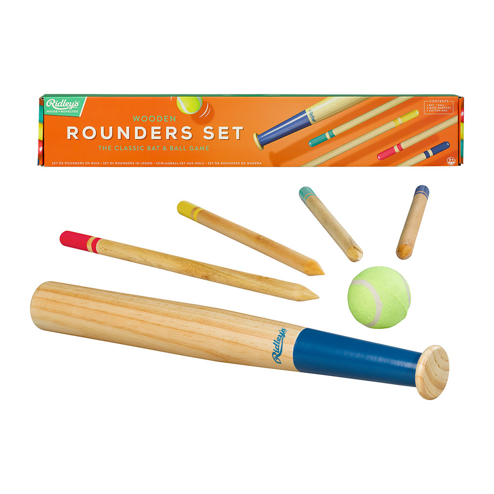 Ridley's Games Room - Rounders Set