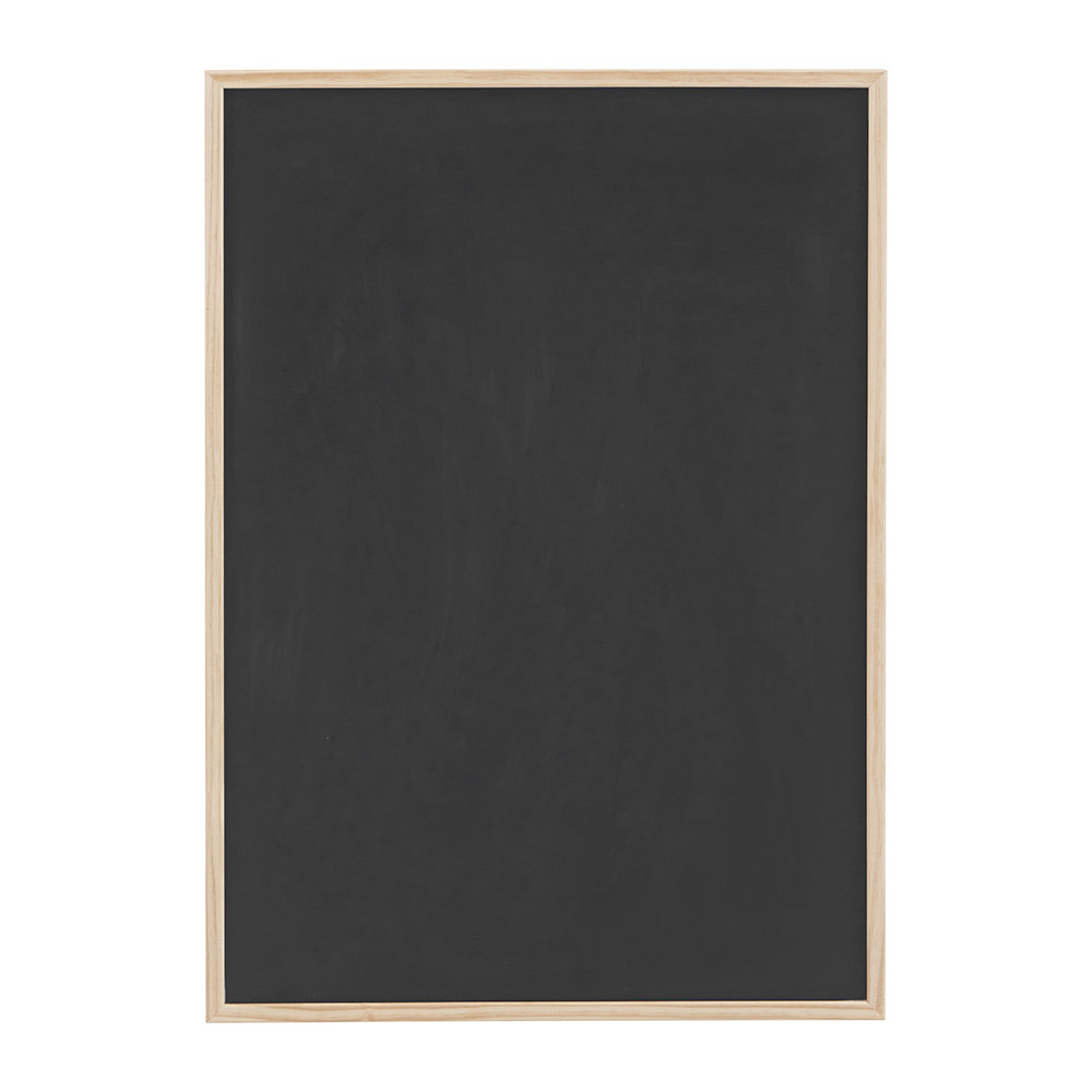 Monograph - Chalk Board with White Marker