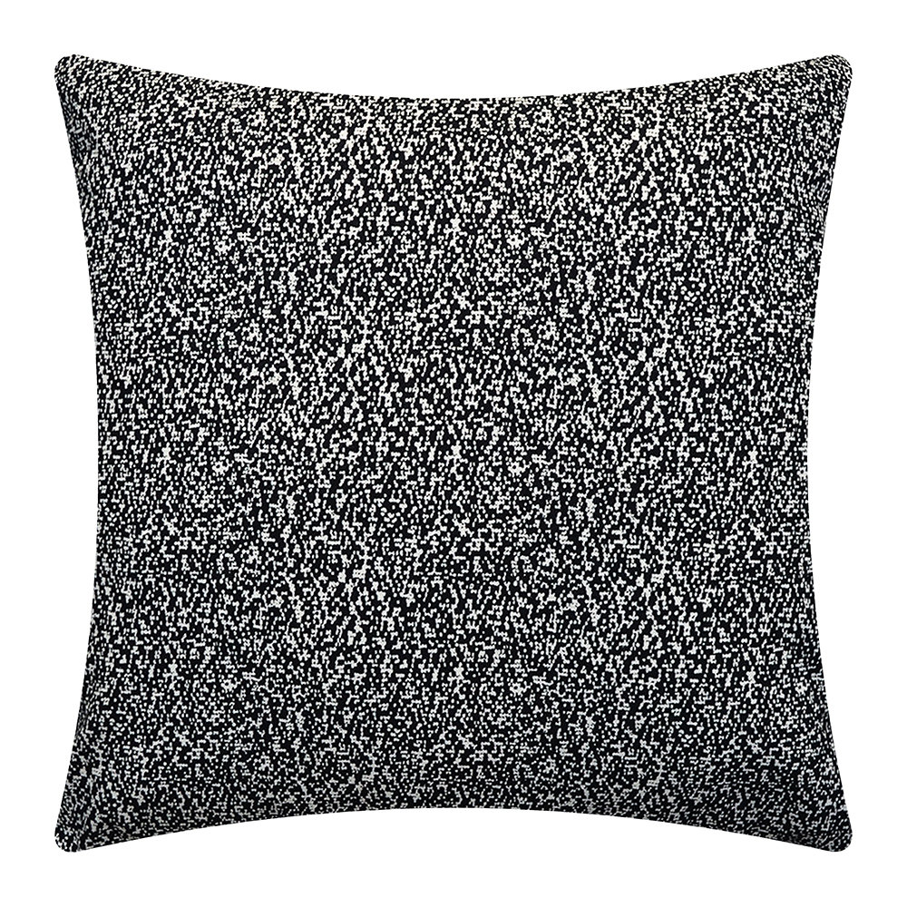 One Nine Eight Five - Cotton Pixel Mono Cushion - 40x40cm