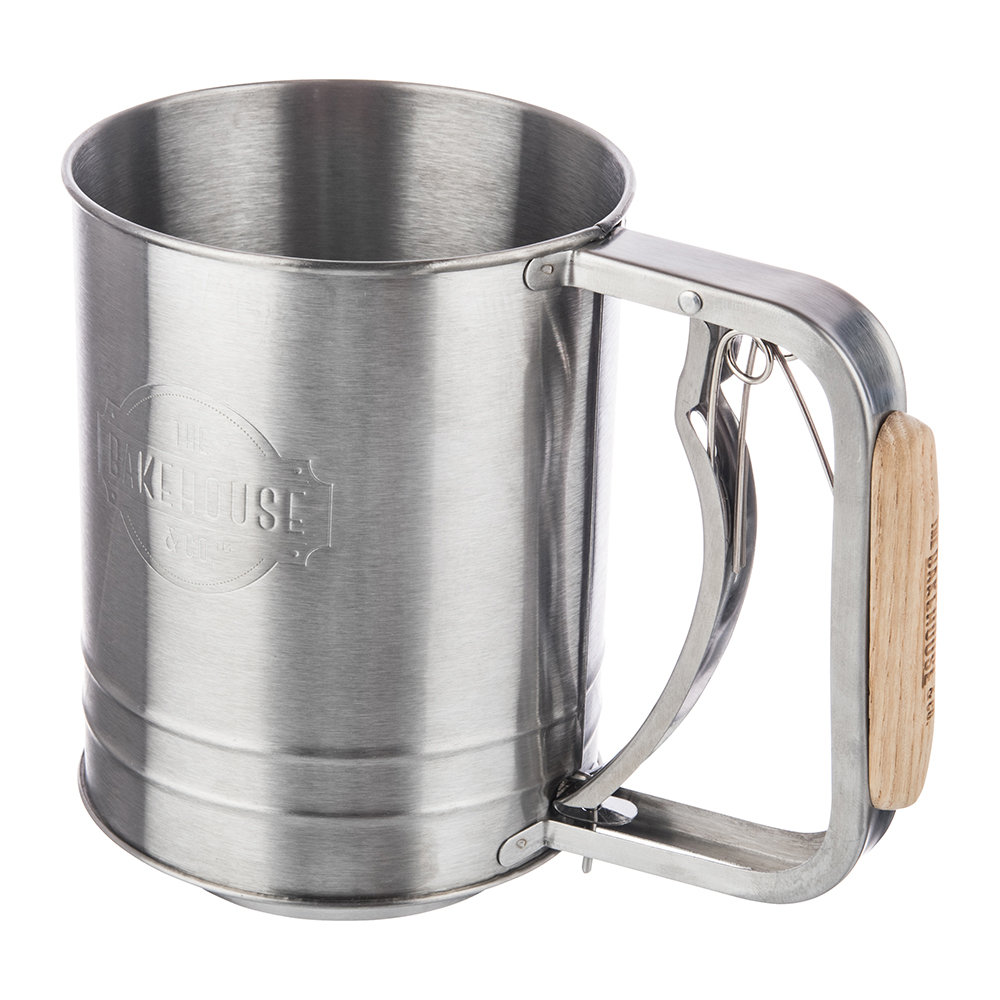 The Bakehouse & Co - Stainless Steel Flour Sifter
