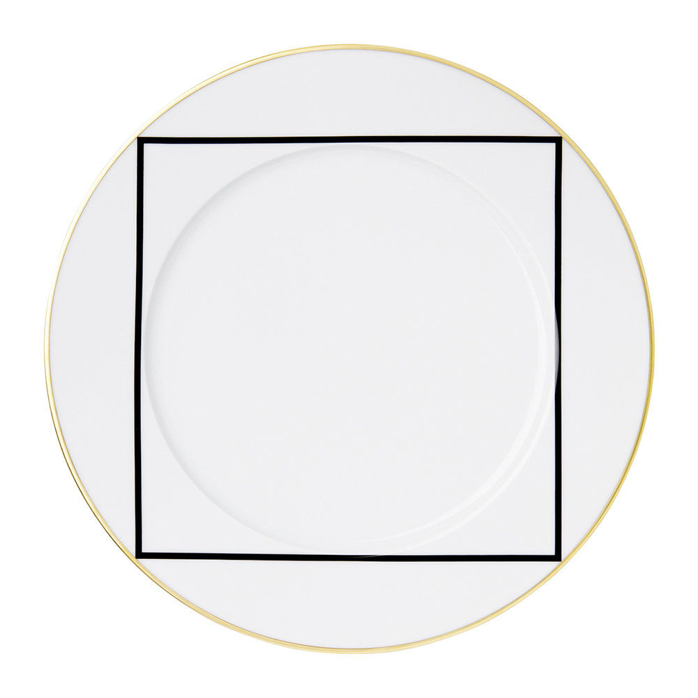 Sieger by Furstenberg - Ca' d'Oro Plate - Dinner Plate