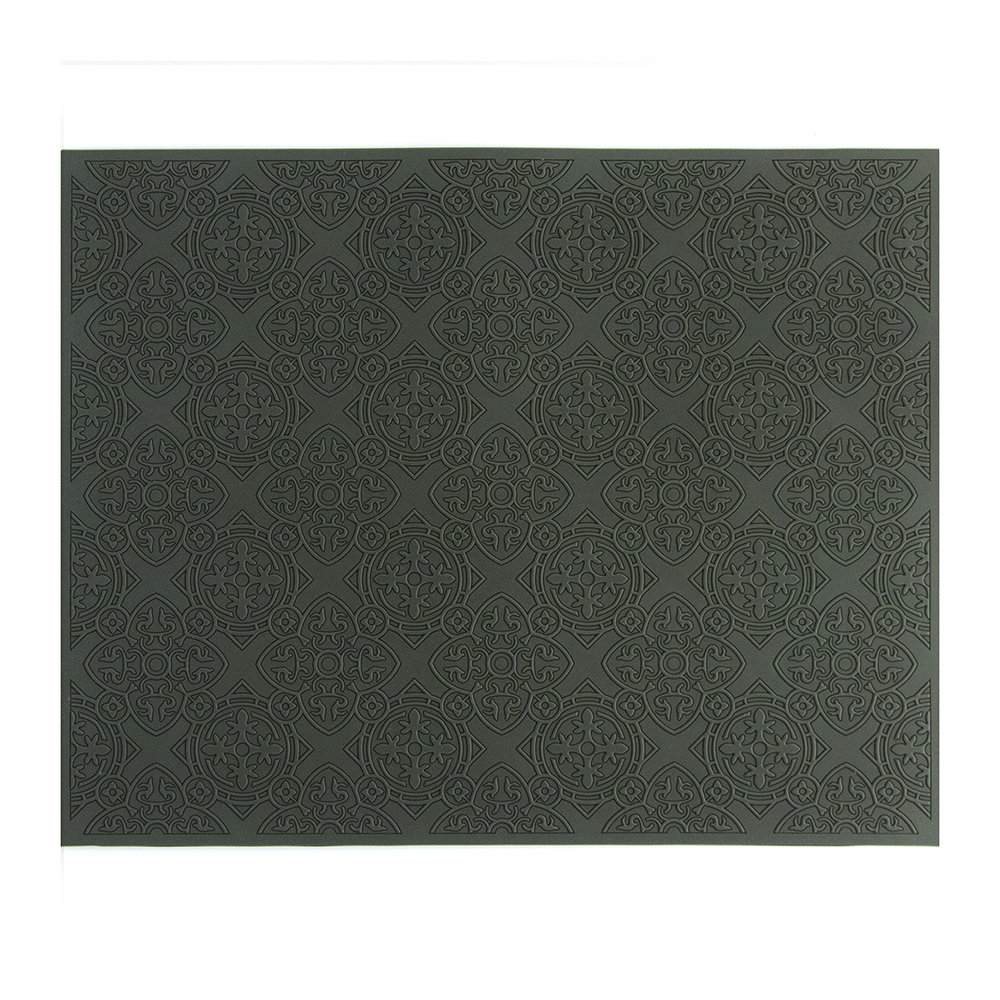 Images d'Orient - Rectangular Urban 01 Placemat - Pepper Grey