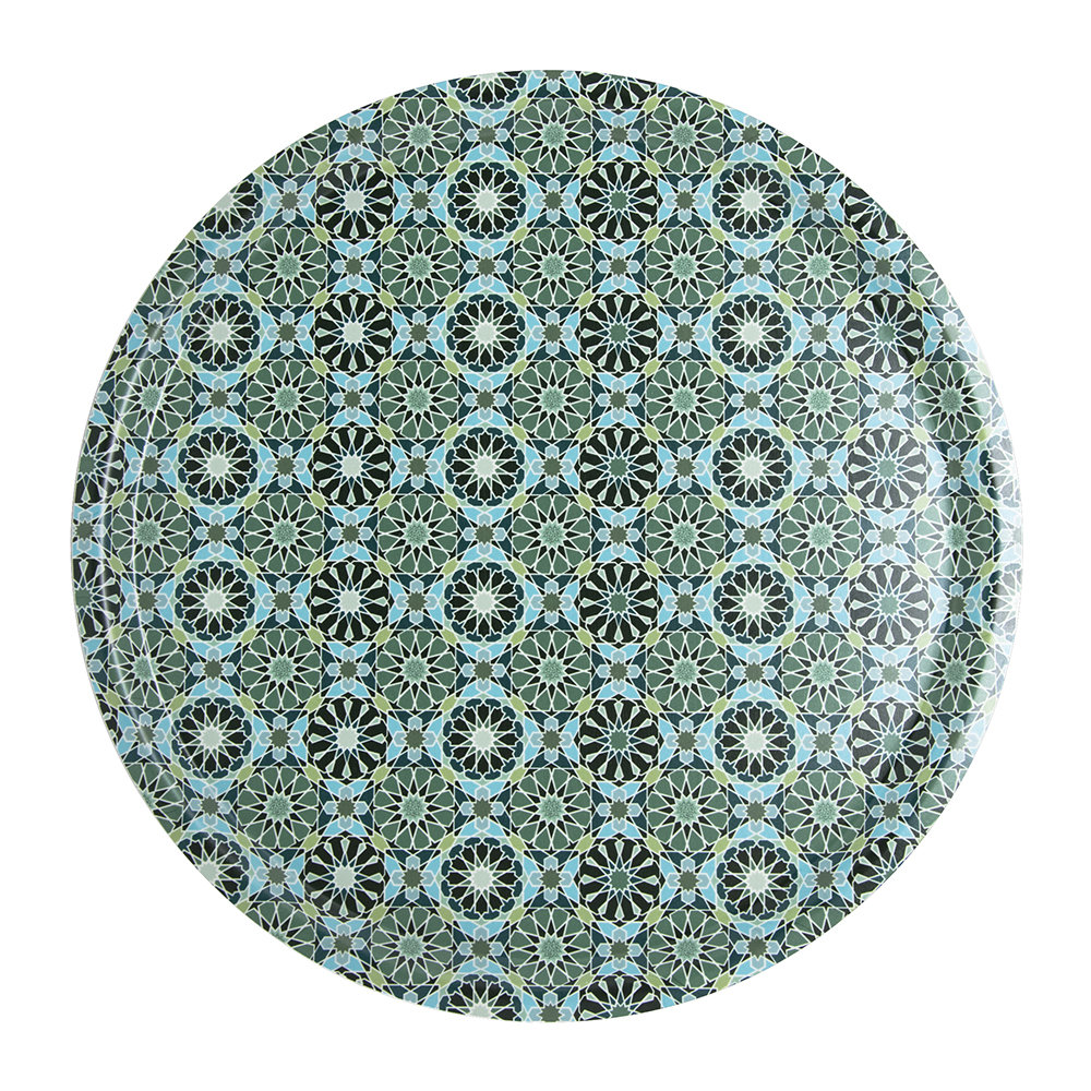 Images d'Orient - Andalusia Rundes Tablett
