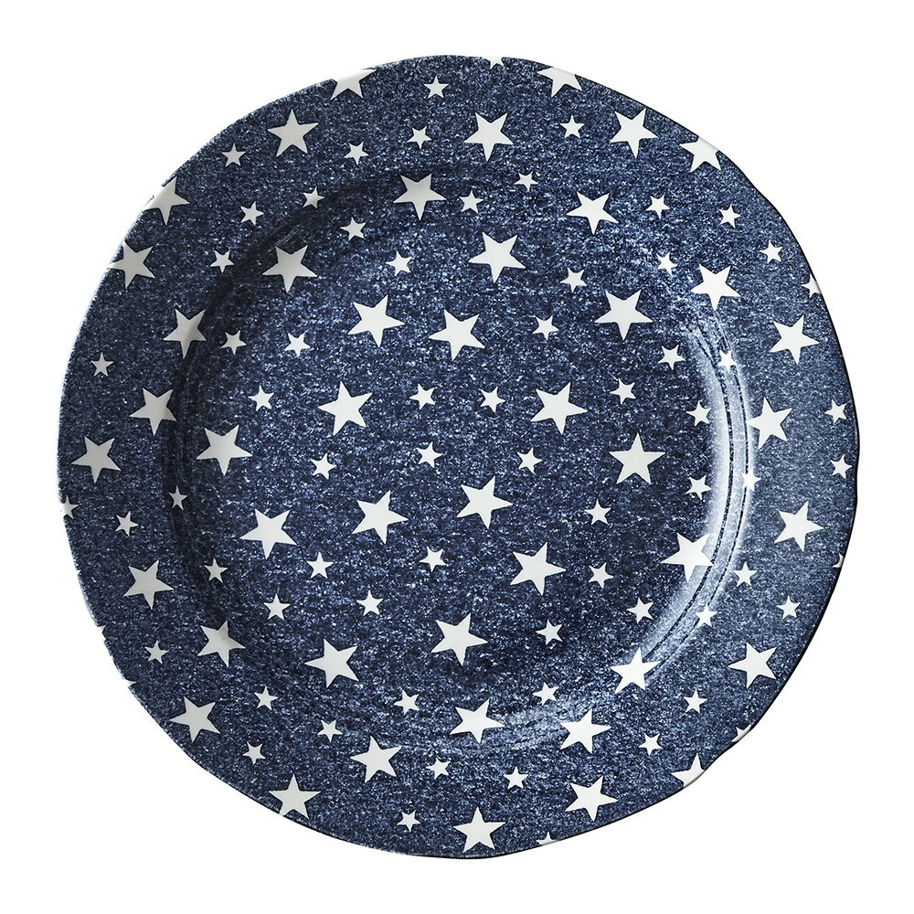 Ralph Lauren Home - Midnight Sky Salad Plate - Indigo
