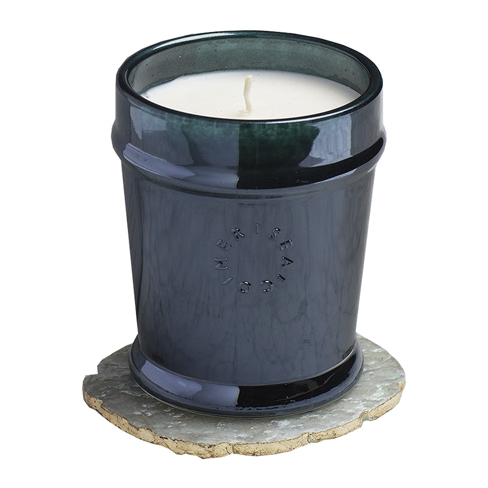 Mer Sea - Luxe Quartz Scented Candle - Cyprés