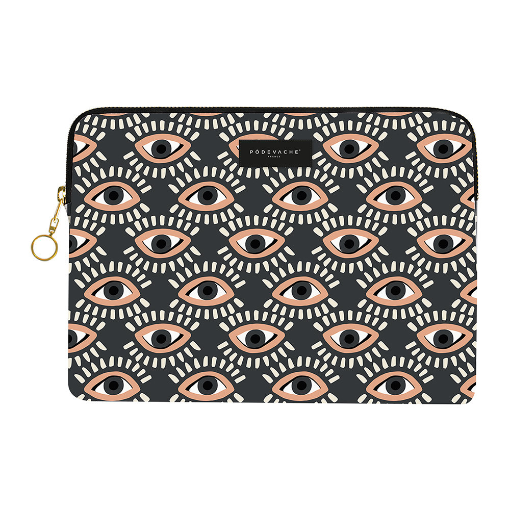 PODEVACHE - Eyes iPad Case