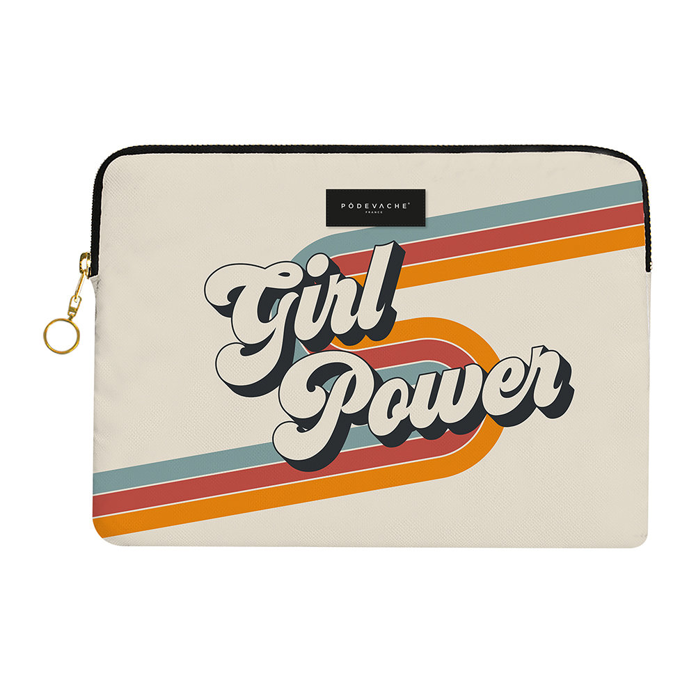 PODEVACHE - Girl Power iPad Case