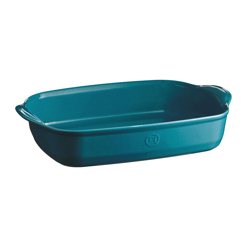 Emile Henry - Ultime Rectangular Baking Dish - Blue
