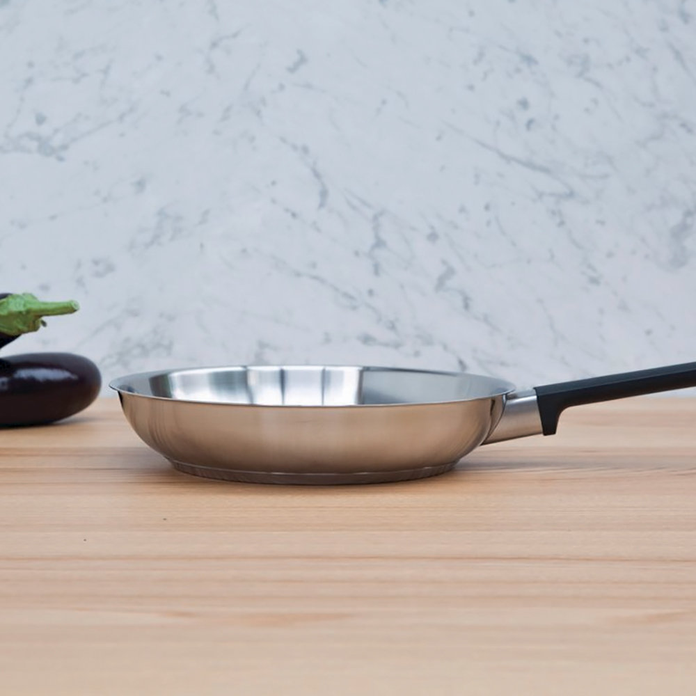 BergHOFF - Ron Stainless Steel Frying Pan - 24cm
