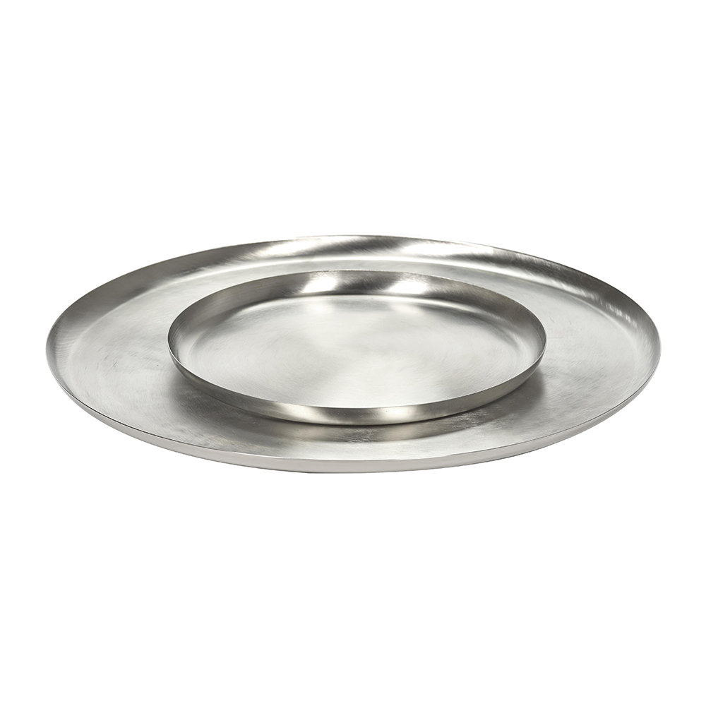 Serax - Brushed Steel Serving Dish - Small