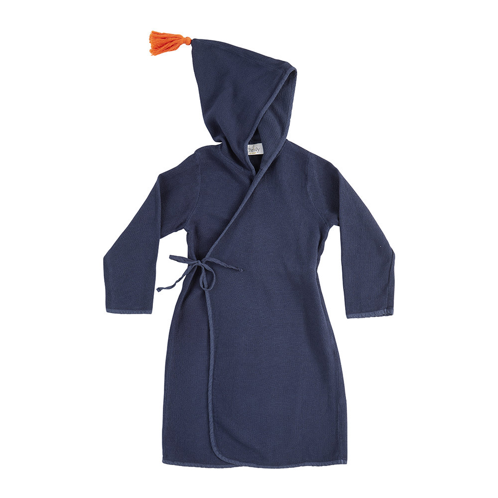Christy - Acorn Robe - Midnight