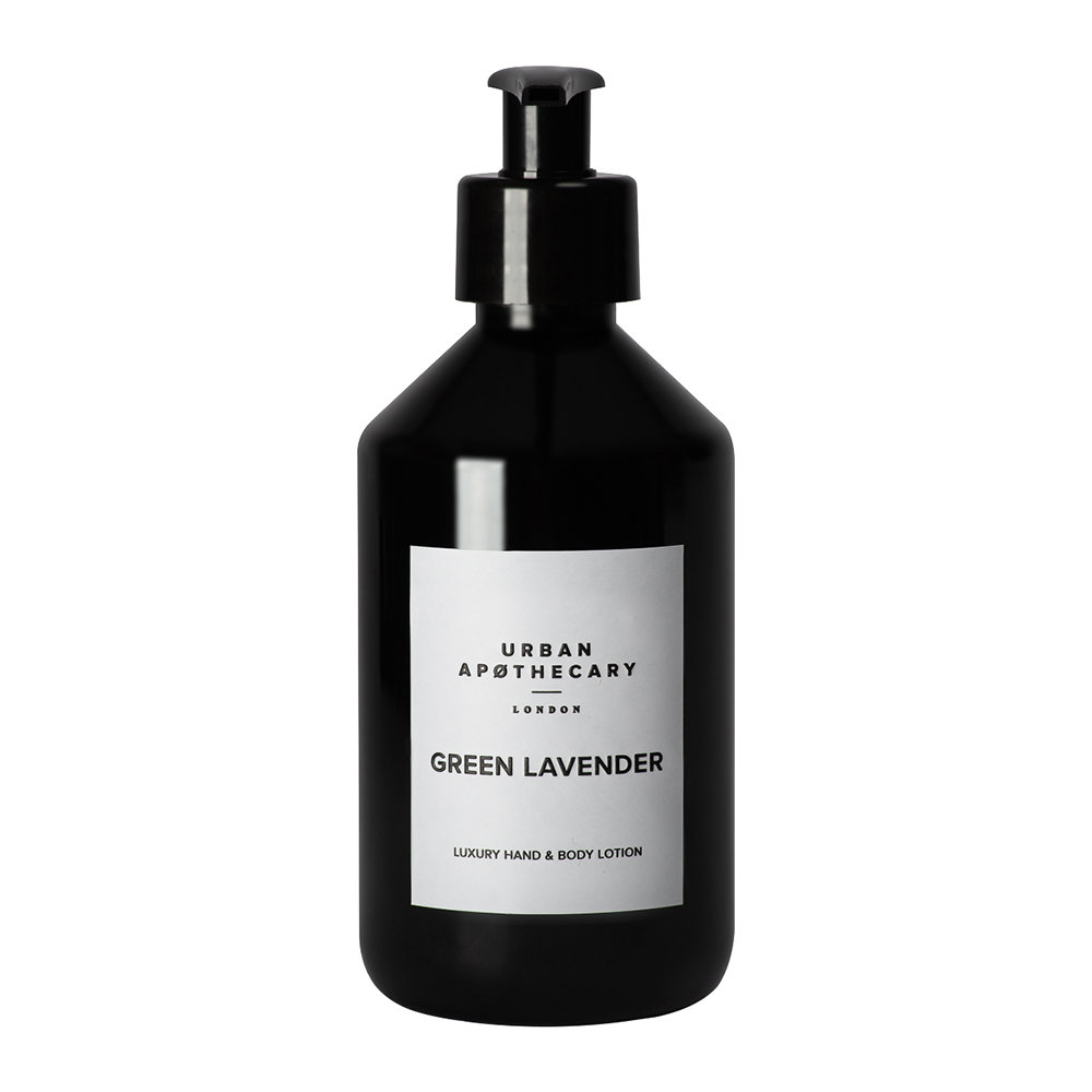 Urban Apothecary London - Luxury Hand and Body Lotion - 300ml - Green Lavender