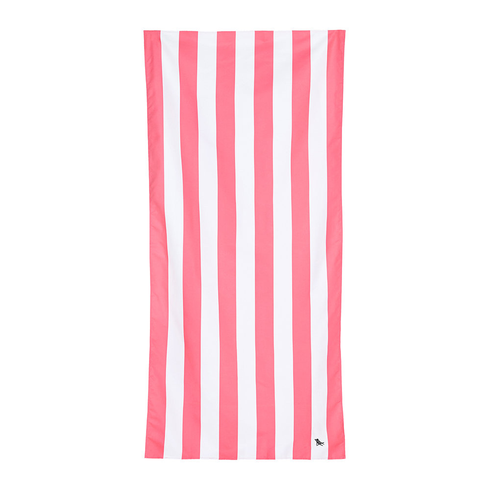 Dock  Bay - Cabana Light Beach Towel - Kuta Pink