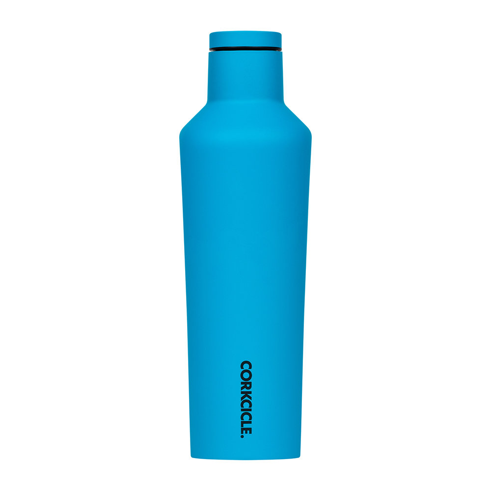 Corkcicle - Neon Lights Canteen - Blue - 475ml