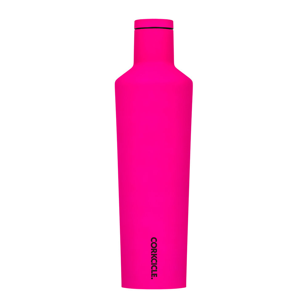 Corkcicle - Neon Lights Canteen - Pink - 475ml