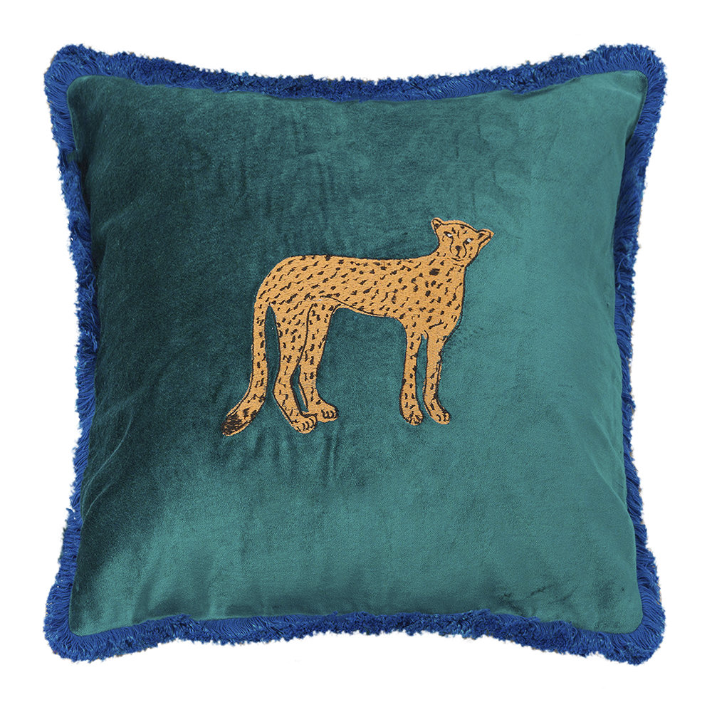 Fabienne Chapot - Cheetah Cushion - 40x40cm