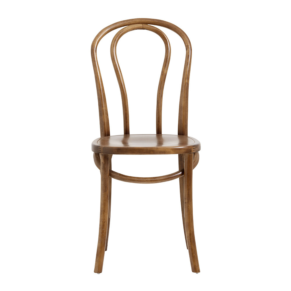 Nordal - Bistro Chair - Wood Brown