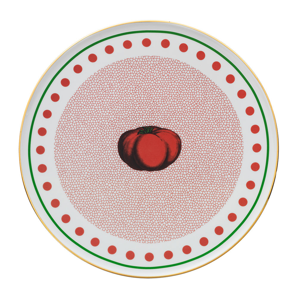 Bitossi Home - Bel Paese - Tomato Serving Platter