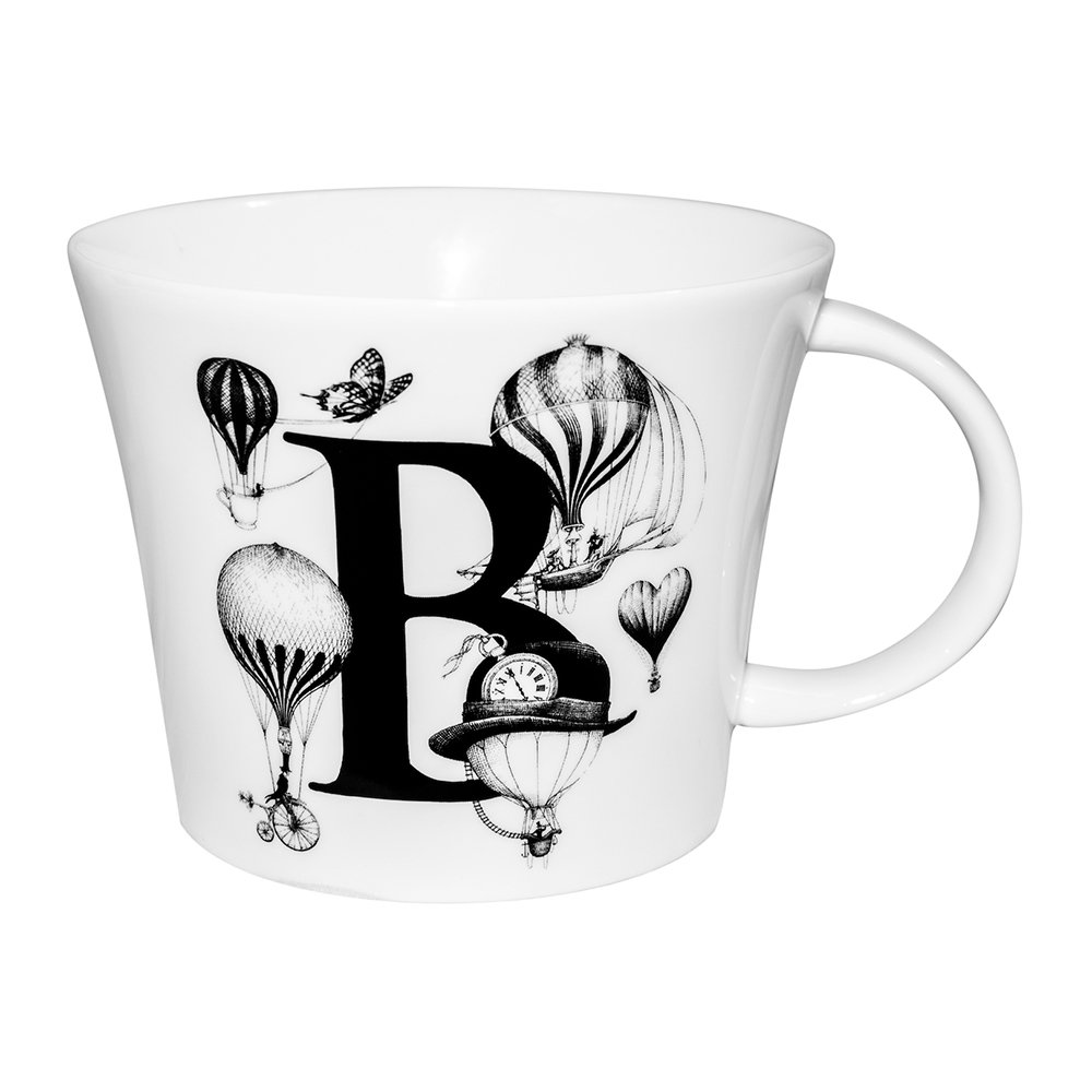 Rory Dobner - Mighty Mugs - B - Balloon