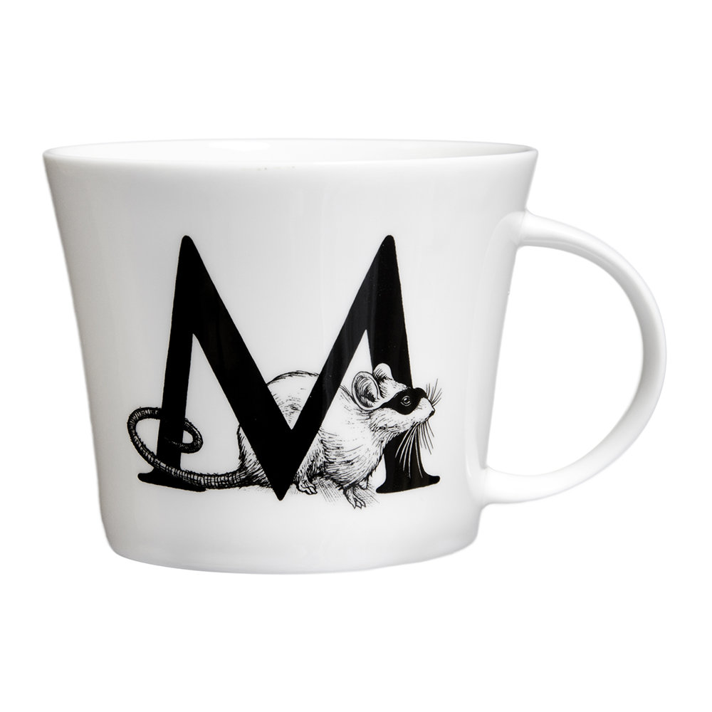 Rory Dobner - Mighty Mugs - M - Masked Mousie