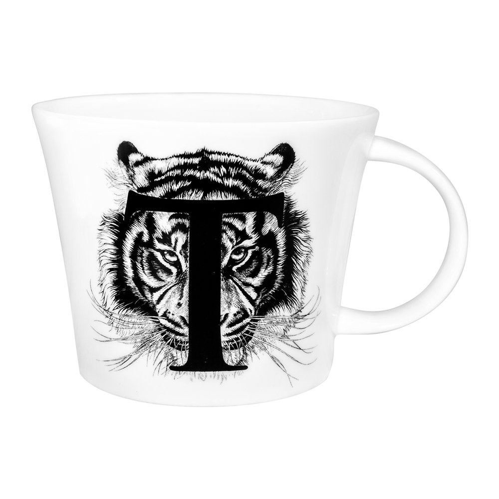 Rory Dobner - Mighty Mugs - T - Tiger