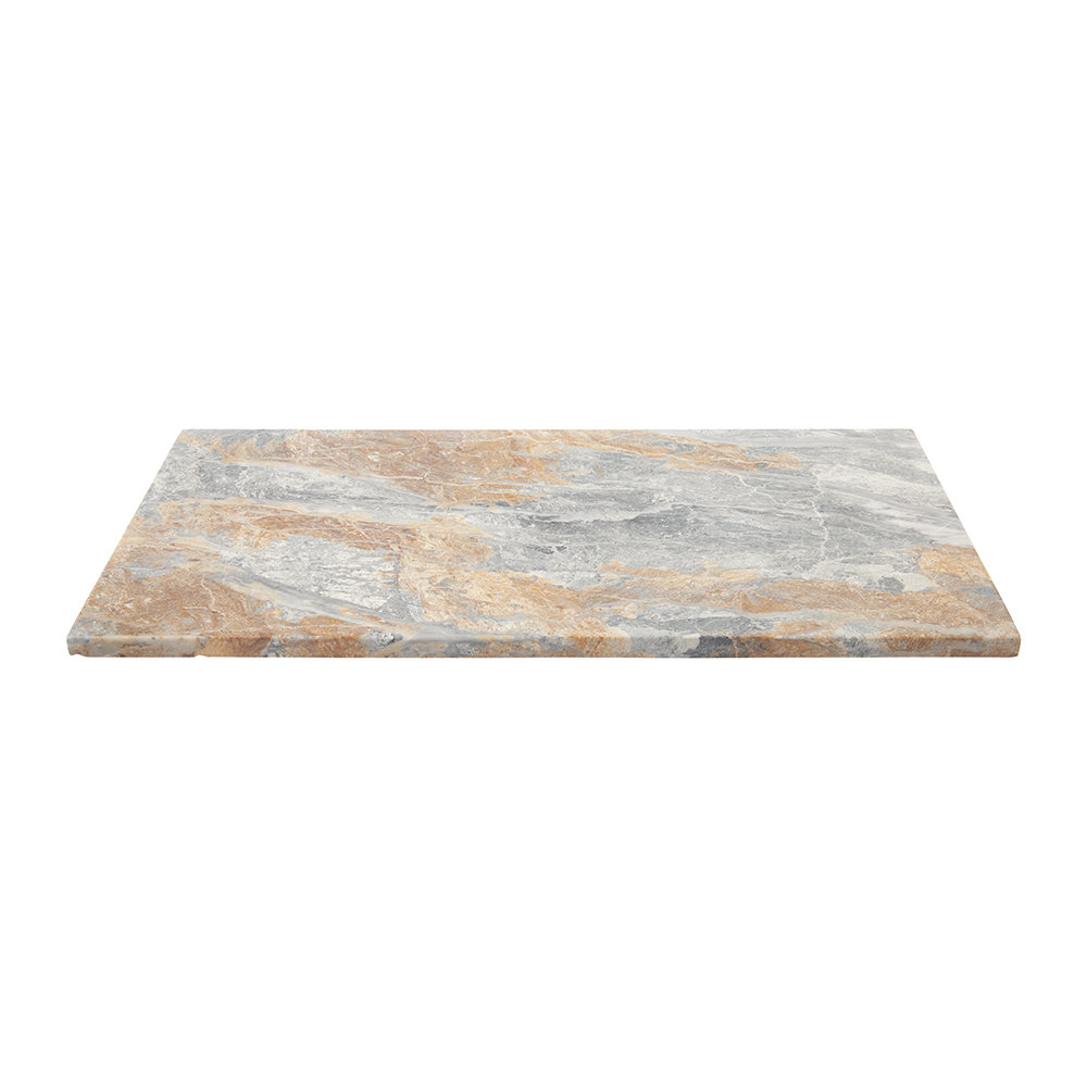Stoned - Gravity Marble Rectangle Serving Board