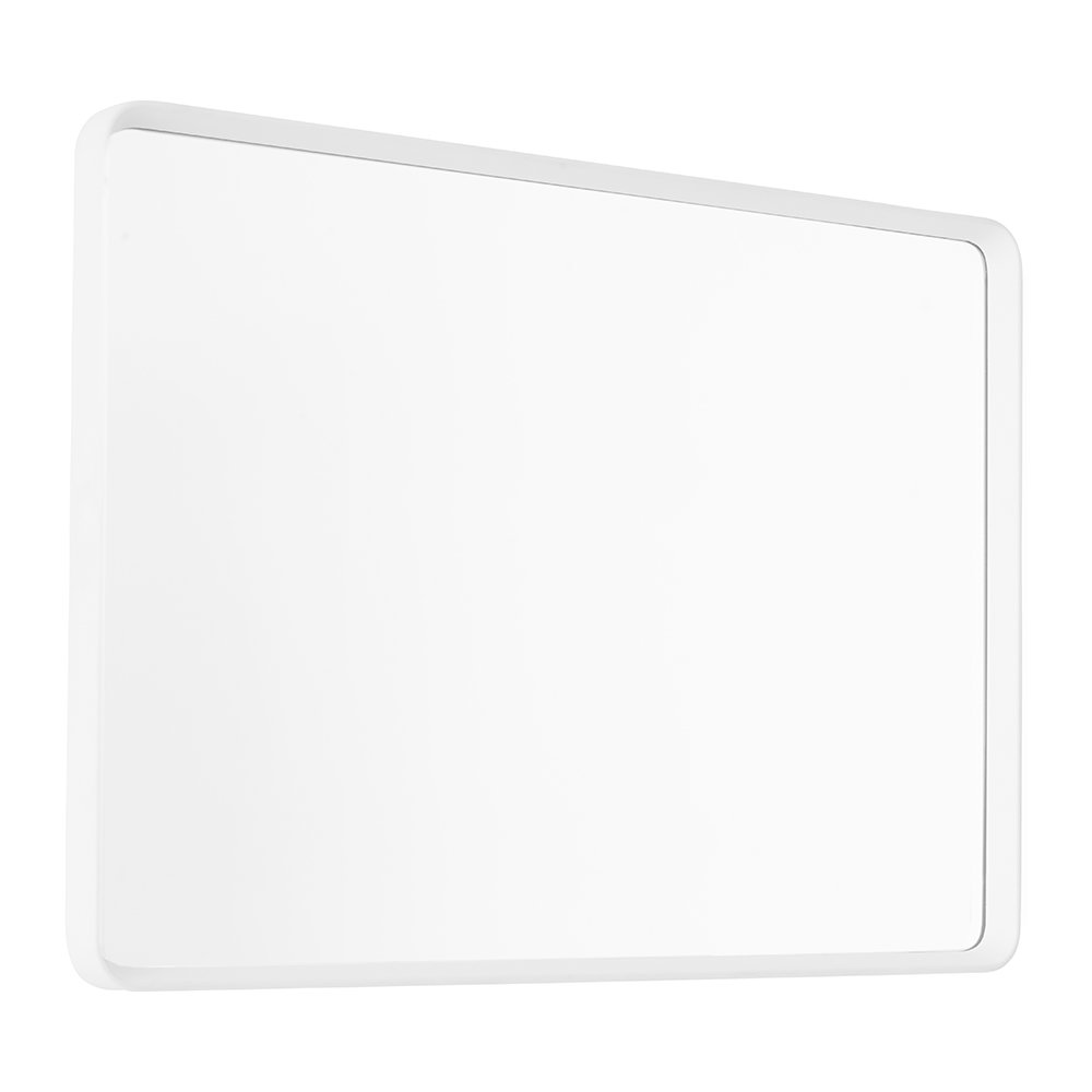 MENU - Norm Rectangle Wall Mirror - White