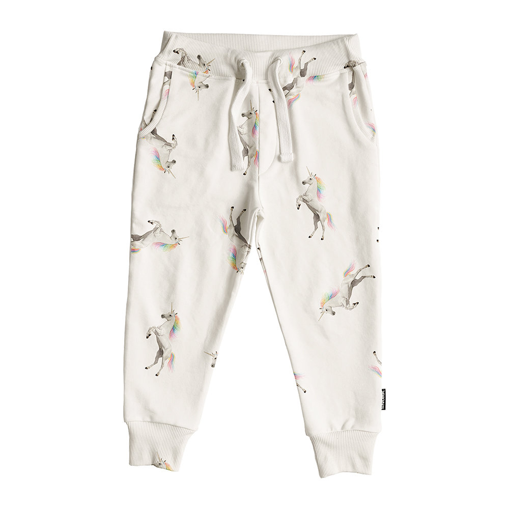 Snurk - Children's Unicorn Lounge Trousers