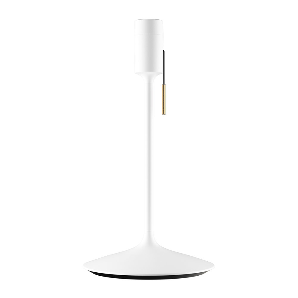 UMAGE - Champagne Table Lamp Stand - White