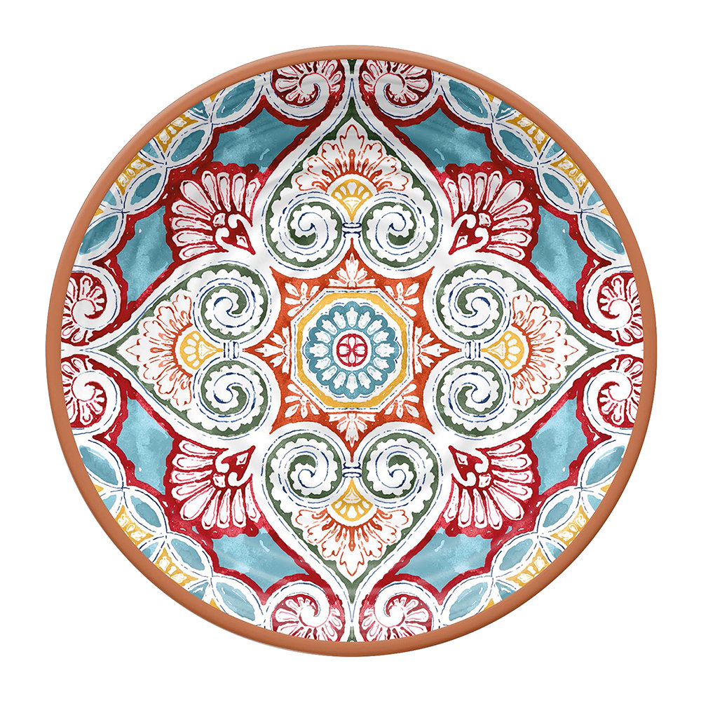 Epicurean - Rio Corte Melamine Dinner Plate