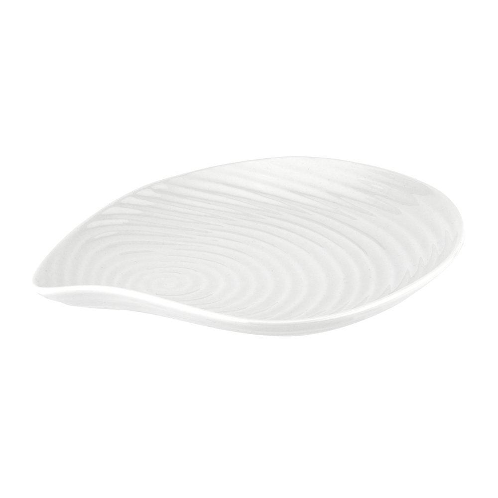 Sophie Conran - White Porcelain Shell Side Plates - Set of 4