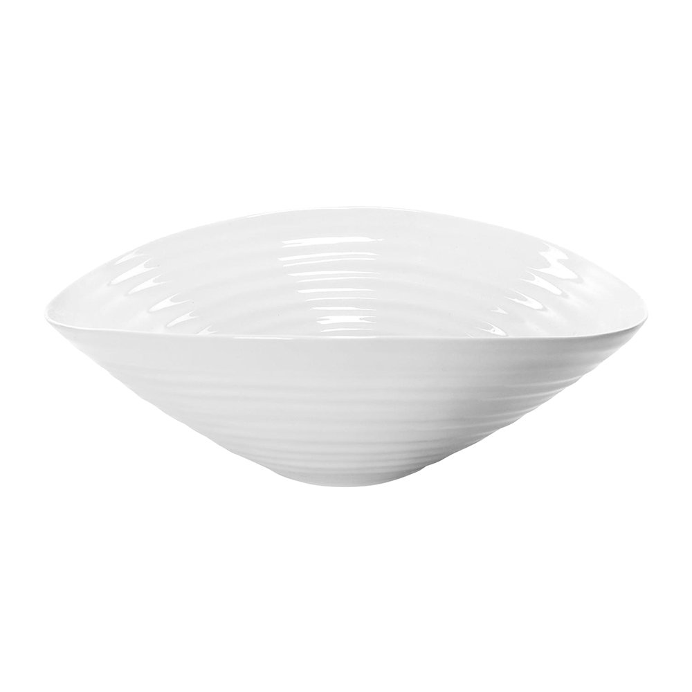 Sophie Conran - White Porcelain Salad Bowl - Small