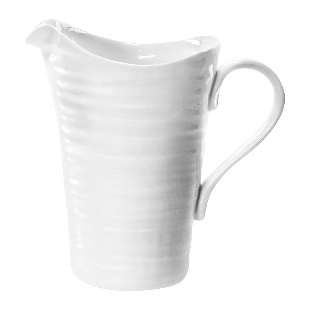 Sophie Conran - White Porcelain Pitcher - Medium