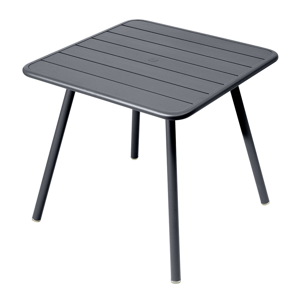 Fermob - Luxembourg Garden Table - Anthracite