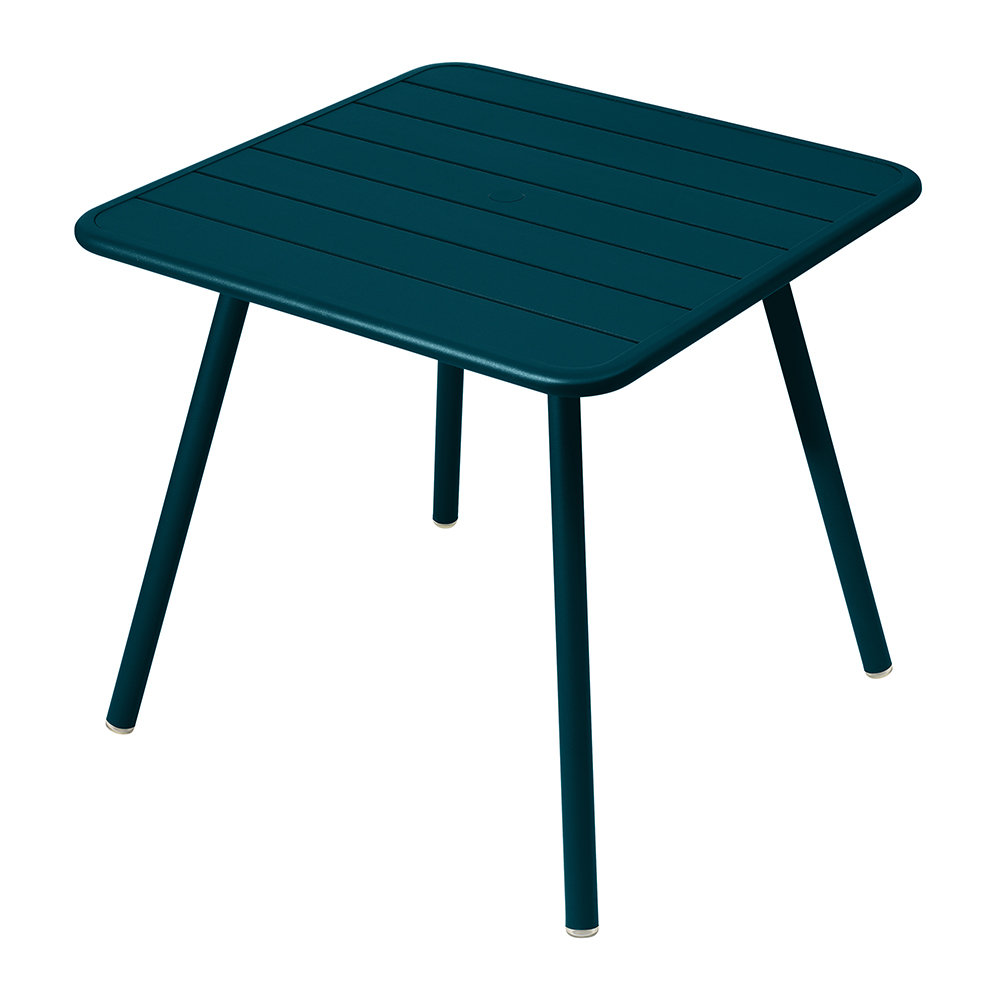 Fermob - Luxembourg Garden Table - Acapulco Blue