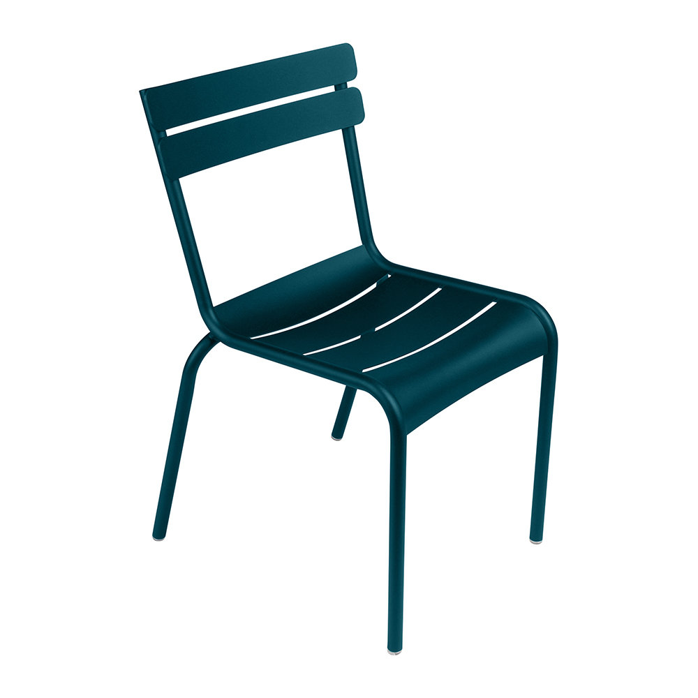Fermob - Luxembourg Garden Chair - Acapulco Blue