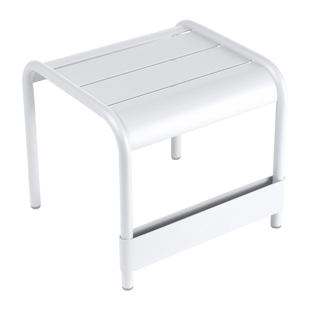 Fermob - Luxembourg Side Table - Cotton White