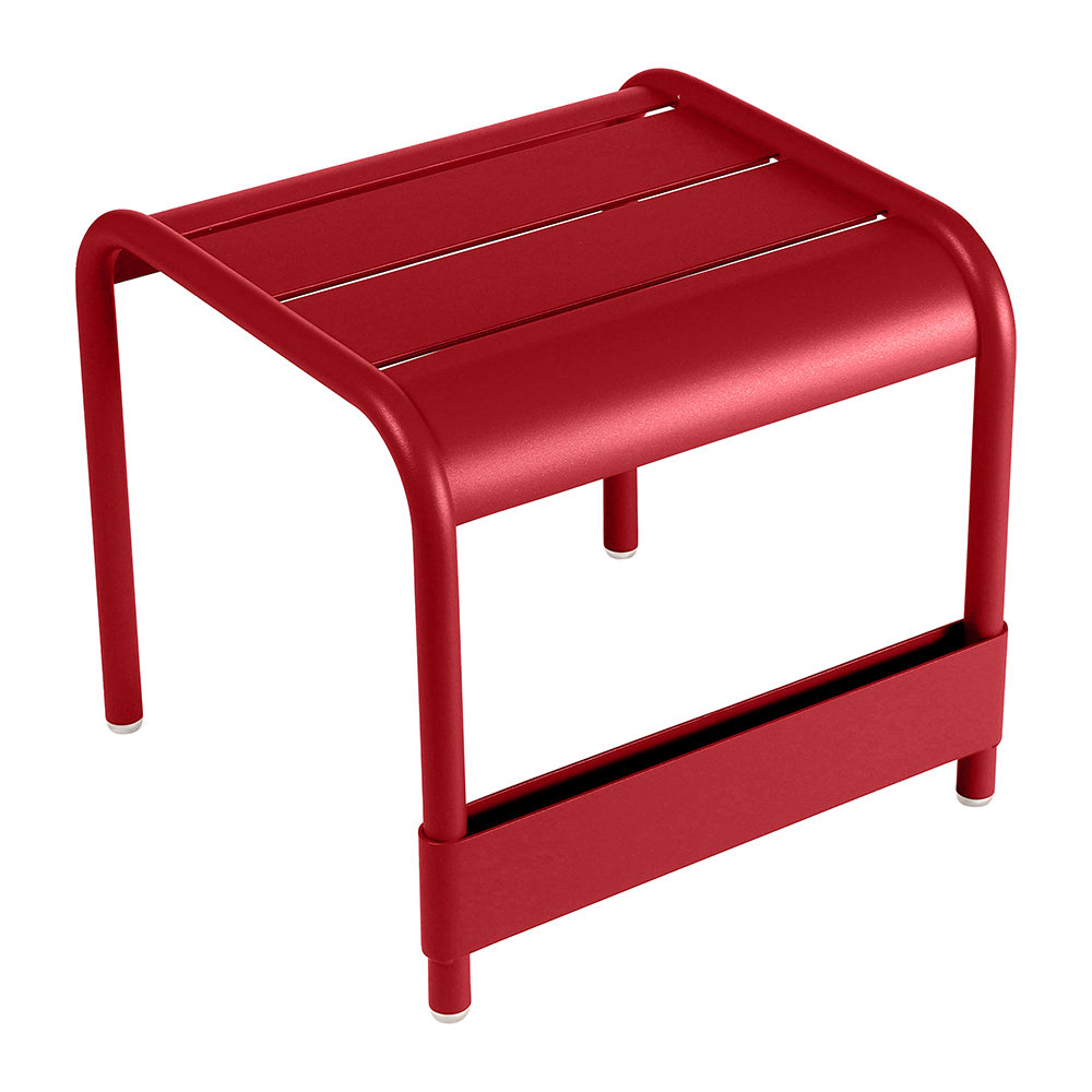 Fermob - Luxembourg Side Table - Poppy