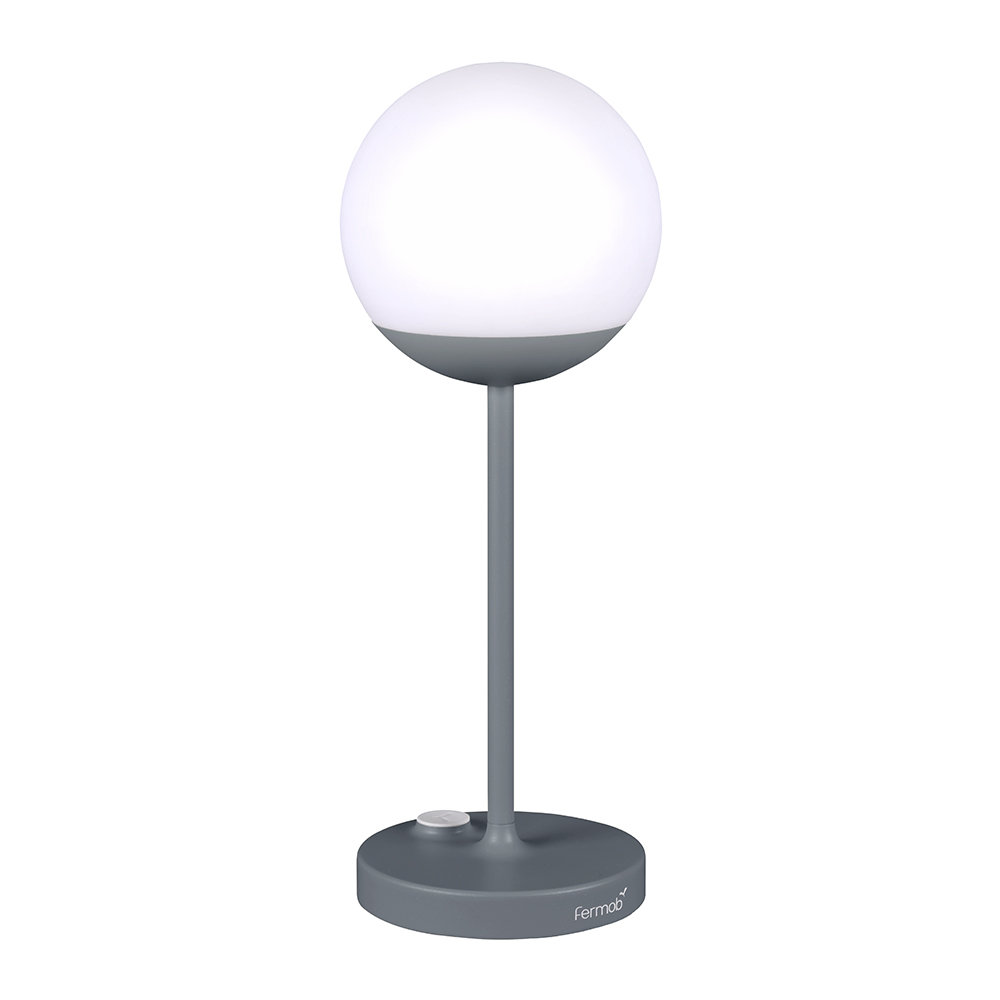 Fermob - Mooon! Table Lamp - Storm Grey