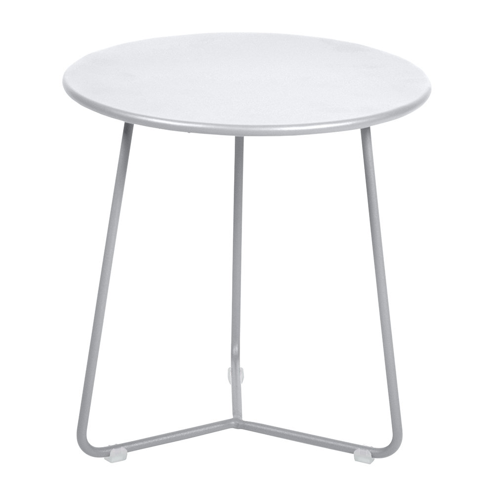 Fermob - Cocotte Side Table - Cotton White