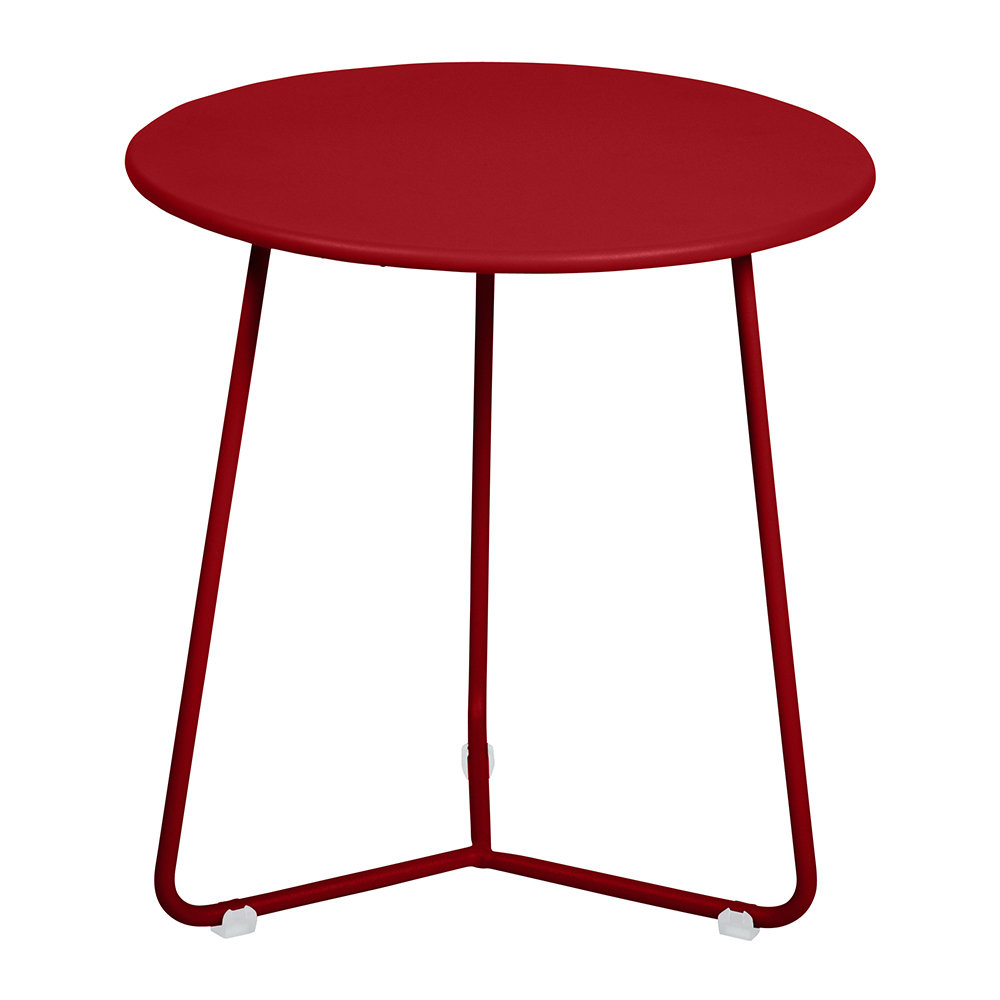 Fermob - Cocotte Side Table - Poppy