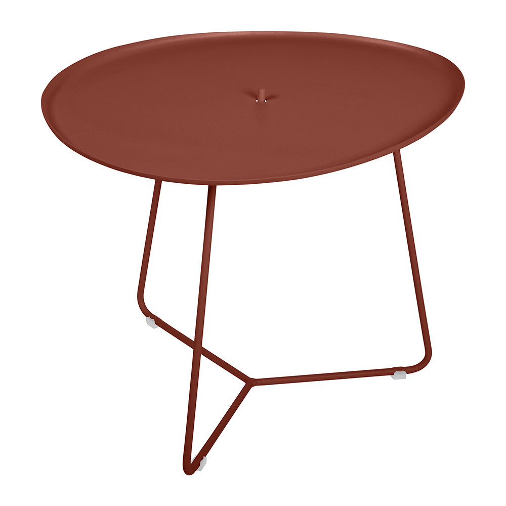 Fermob - Cocotte Low Table - Red Ochre