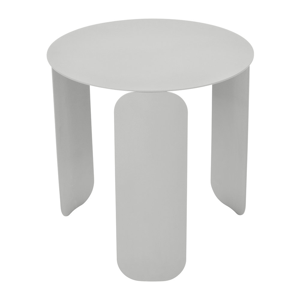 Fermob - Table d'Appoint Be-bop - Gris Acier