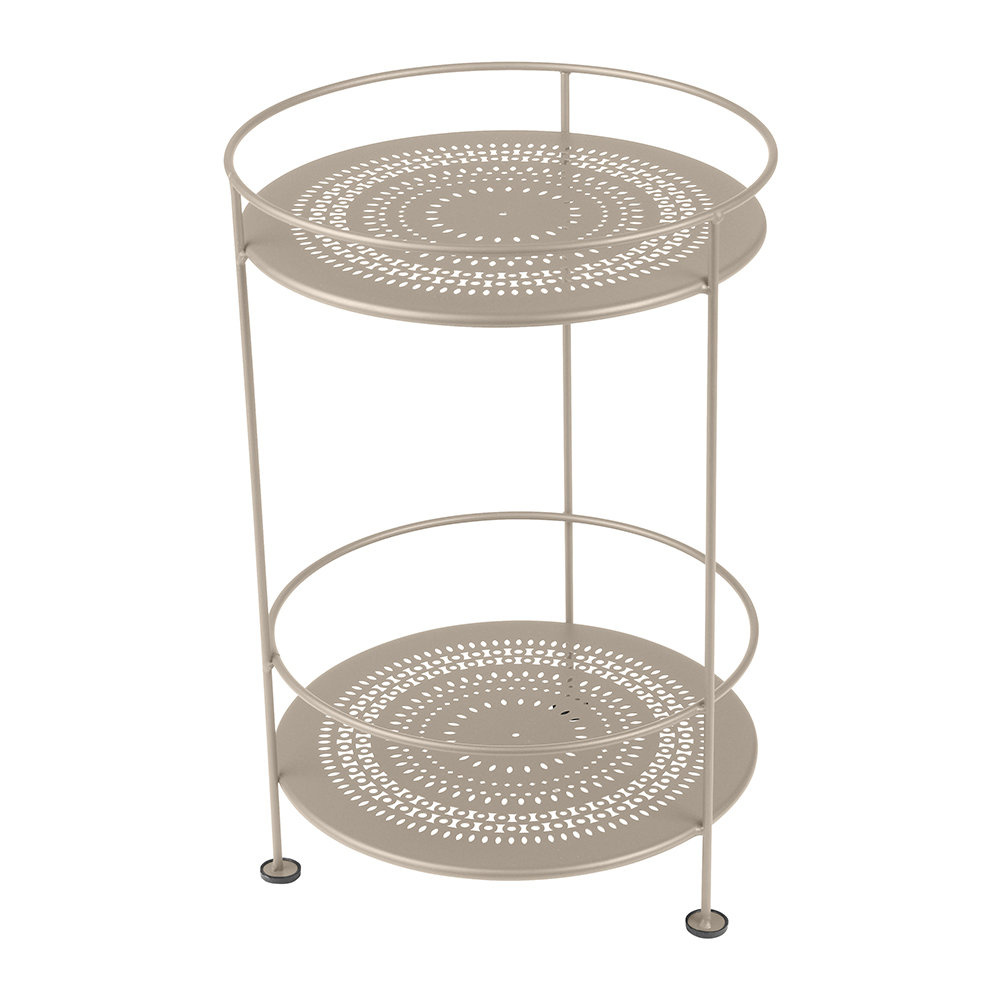 Fermob - Table d'Appoint Guinguette - Muscade